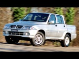 SsangYong Musso Sports