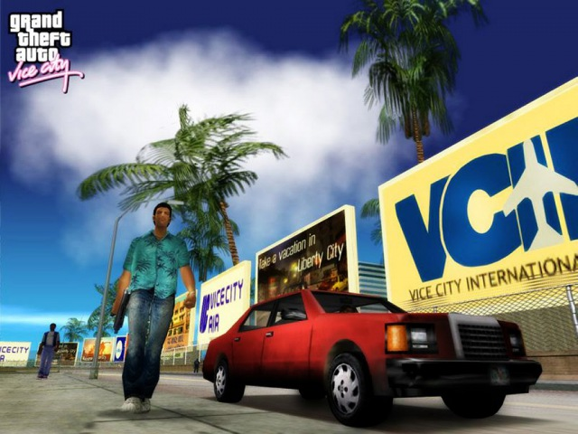 Vice City Multiplayer (VCMP) - Новые приключения 3