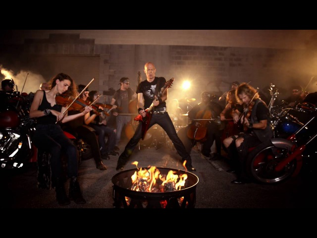 Wolf Hoffmann (ACCEPT) Night On Bald Mountain Official Music Video