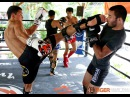 Team MMA/Muay Thai Tryouts(Full Documentary)