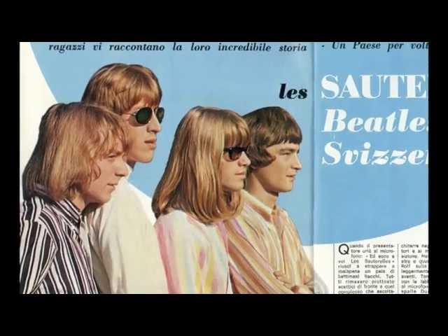 Les Sauterelles AIUTO SEMPRE MALE 1967