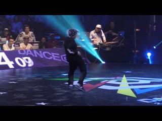 RINKA (FAME / Burst) vs Shigekix (K.A.K.B) BEST4 KIDS / DANCE@LIVE 2016 FINAL