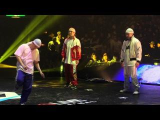 北海学園大学 クラコットマスカルポーネ vs 早稲田大学 高田のBAMBAABAA BEST4 RIZE / DANCE@LIVE 2016 FI