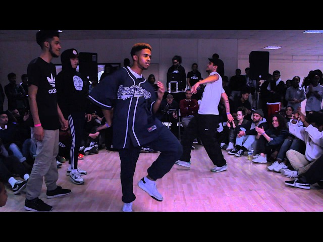 Battle RBH IV huitième Zyko sarcellites Shaun VS Nesty TheShield Walkman RR