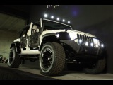 2013 Avorza Jeep Wrangler Offroad Edition - The Auto Firm by Alex Vega