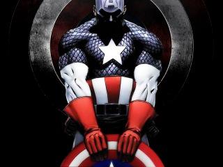 Трансформация Капитана Америки в кино.