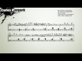 Blues by FiveRed Garland's Transcription (Right&ampLeft hand). Transcribed by Carles Margarit