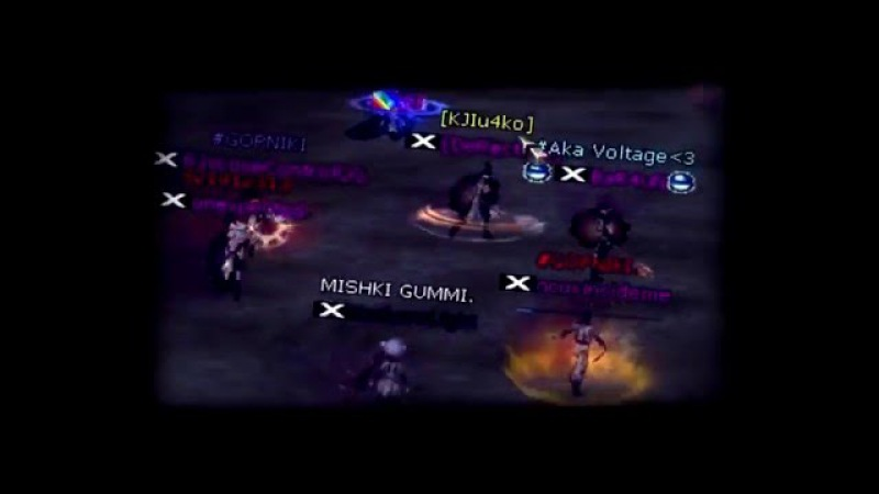 Misgive Crew. GVG FIGHT [ketrawars] OBT
