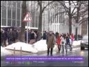 В «Сокольниках» появился новый дорожный знак «Осторожно, зомби!»