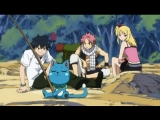 Хвост феи _ Fairy Tail - 4 серия [Озвучка от Ancord_Анкорд]