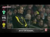 Бундеслига 2015-16/ 11-й тур/ Вердер 1:3 Боруссия Дортмунд (2 тайм)| vk.com/dfb_ru