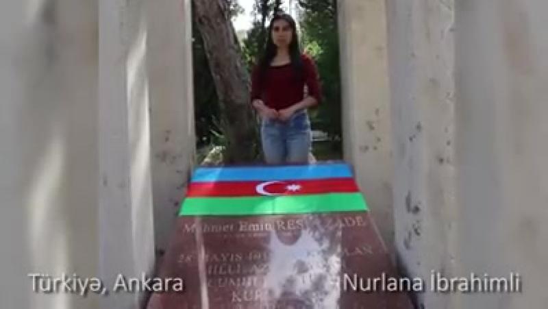 Rəsulzadənin Azərbaycan xalqına müraciəti