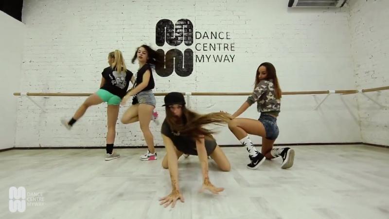 Nation Boy - Mizz Twerksum twerk by Alena Elina choreography by Dance Centre Myway
