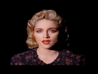 Поп - баллада, клип Мадонна \Madonna - Live to tell HD (1986) снялся Шон Пенн American Music Award- Лучший поп/рок сингл
