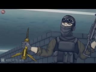 Друзья по Battlefield - Жизнь T-UGS 3 сезон 10 серия