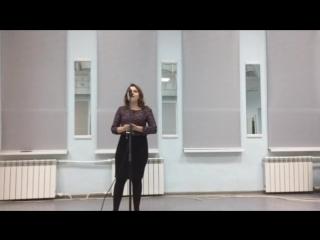 Пер Гюнт - песня Сольвейг