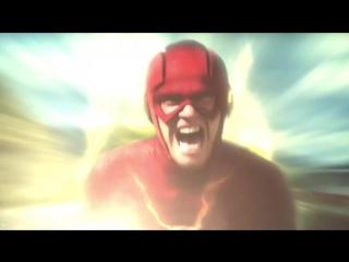 Флэш против Ртути - Flash vs QuickSilver - Marvel vs DC Comics