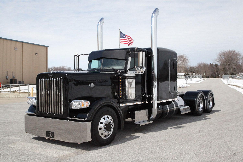 Крутейший грузовик америки