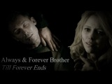 Finn & Freya Mikaelson | Always and Forever {3X17}