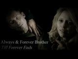 Finn & Freya Mikaelson   Always and Forever {3X17}