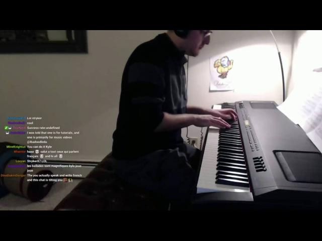 Merry Christmas, Mr. Lawrence - Piano Solo (Ryuichi Sakamoto / Kyle Landry)
