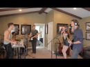 TOTO Hold The Line cover by The Running Mates, Mike Squillante, Alec James Milewski