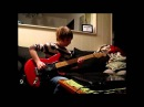 10-year-old plays 21 Led Zeppelin songs in 4 minutes