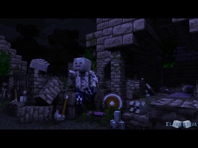 TimeLapse Evets and crypt Elenarium Acia