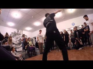 Mystery Battle | D. Mass vs Loony Boy | Oh My Style • Zoo Mystery Vol.2