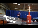 Unreal Ping Pong Trick Shots! | Editing Sports | WhistleWorthy