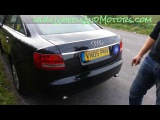 How to replace rear light bulb on Audi A6 (C6 4F)