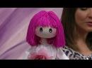 Mulher - 29/06/2016 - Boneca de pano - Silvia Torres PT2