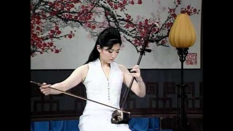 Xikou Ballad 西口情韵 Erhu(二胡)- Yu Hong Mei 于红梅