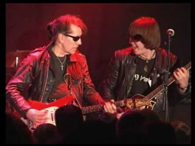 Link Wray - Ace Of Spades (The Rumble Man, UK, 1996)