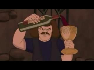 Металлопокалипсис - Dethklok не пьют перед концертом, НИКОГДА