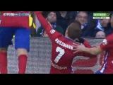 Реал Мадрид - Атлетико 0:1 Гризманн. 27.02.2016