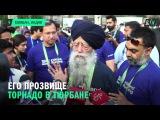 104-летний бегун принял участие в своём 9-ом марафоне