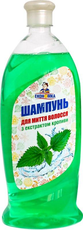Шампунь з екстрактом кропиви, Економка, 1 л
