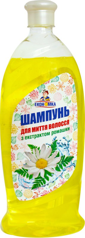 Шампунь з екстрактом ромашки, Економка, 1 л