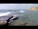 средиземное море Нетания дикий пляж