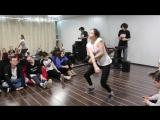 Jazz-Funk 1/2 Сергеева Аня vs Лежнина Ульяна