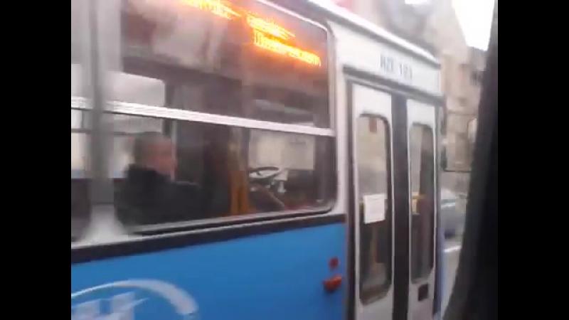 Ikarus 280T 404 - 2-es trolibusz, Debrecen (Köztemető, főkapu - Segner tér)