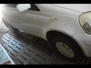 Вывесил проверить муфту 4wd Toyota Vitz