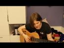 Cover на песню Тэм Гринхилл - Ветер Севера by Skadi