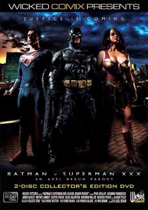 Бэтмен и Супермен XXX