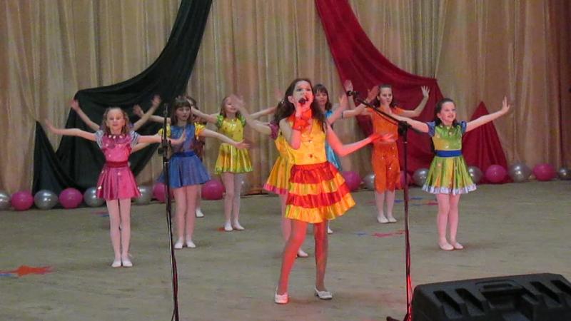 Дарья Гусаченко Давайте петь со мной