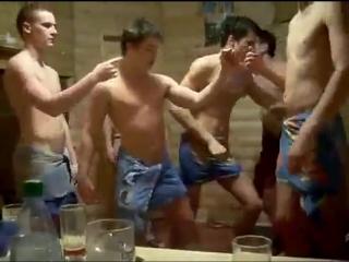 British Sauna Boys 3