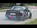 560HP Turbo Ford Sierra Cosworth - INSANE Anti-Lag, Bangs Sounds!!