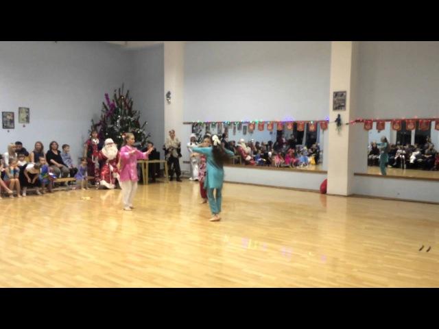 Barso Re| Indian Dance| Group Harappi (children)| Choreography by Chikirisova Irina