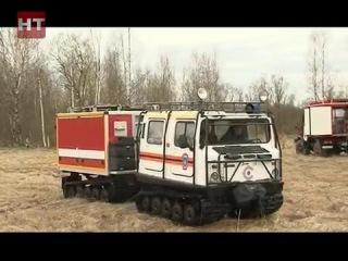 В Красногорске обсуждали, как оперативнее ликвидировать последствия техногенных катастроф